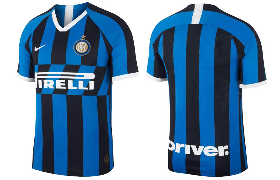 camiseta Inter Milan 2019-20
