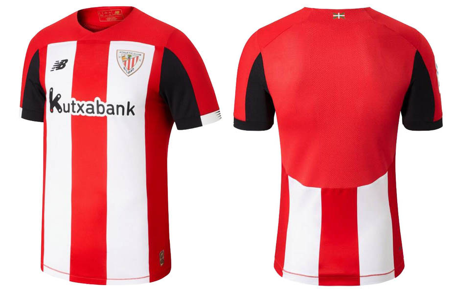 camiseta Athletic Bilbao 2019-20