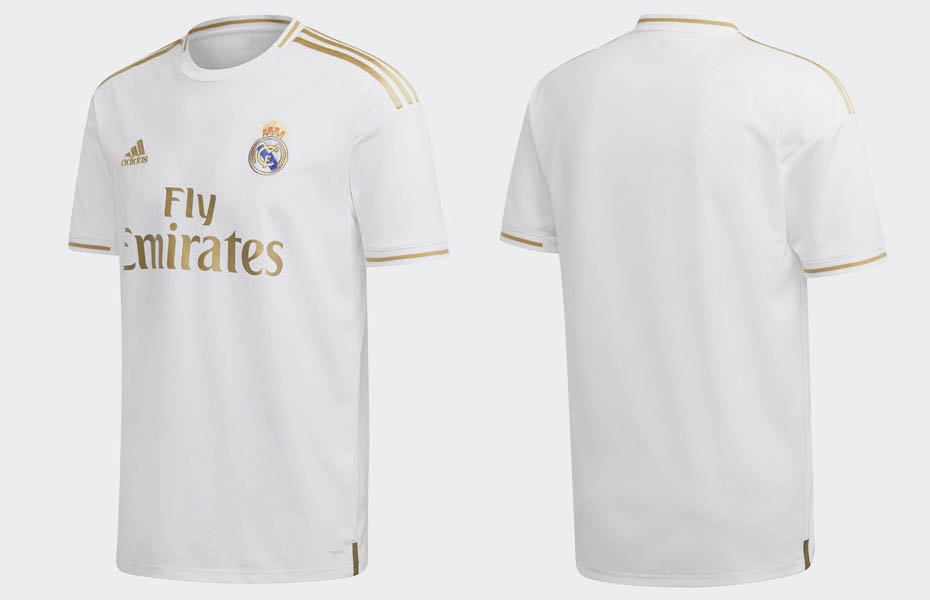 camiseta Real Madrid 2019-20