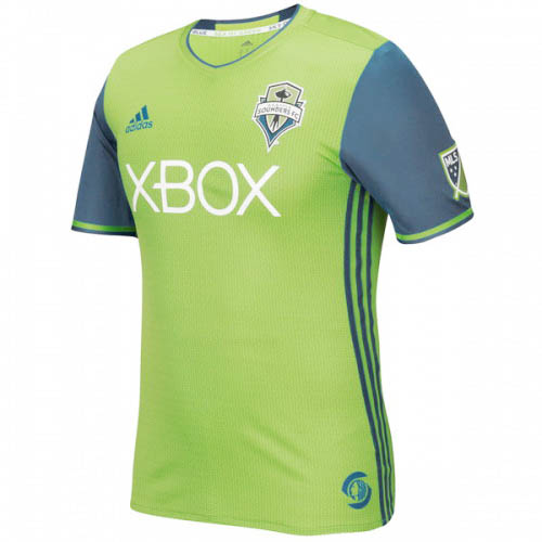Camiseta de la 1ª equipación Seattle Sounders 2016