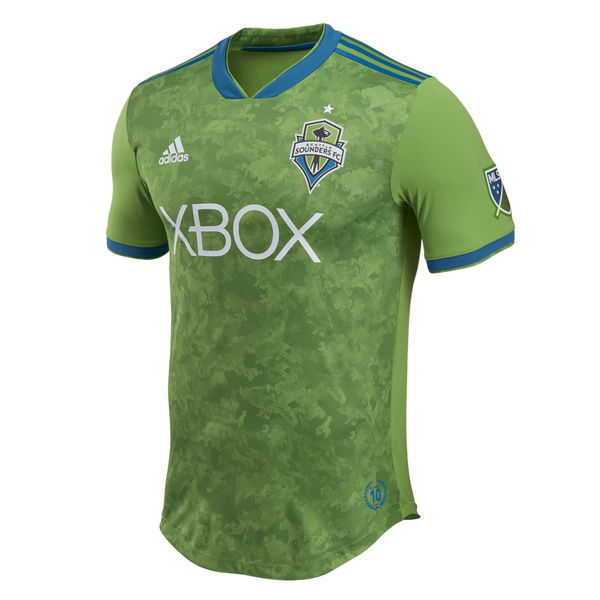 Camiseta de la 1ª equipación Seattle Sounders 2018
