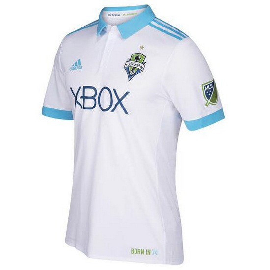 Camiseta de la 2ª equipación Seattle Sounders 2017