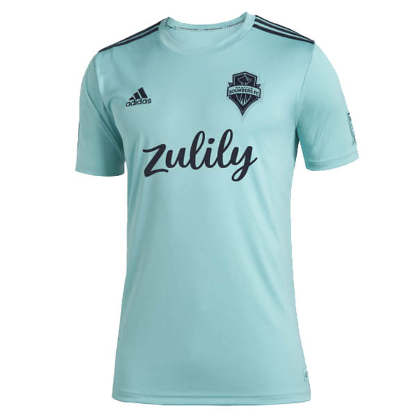 Camiseta de la Adidas Parley Seattle Sounders 2019