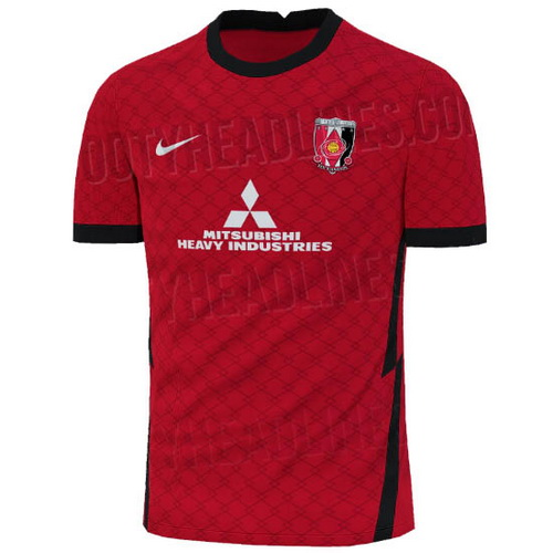 Camiseta Concepto de la 1ª equipación Urawa Red Diamonds 2021