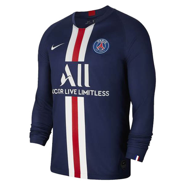 Camiseta Manga larga de la 1ª equipación Paris Saint-Germain 2019-20
