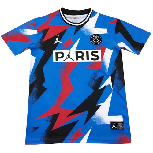 Camiseta Mesh azul Paris Saint-Germain 2020