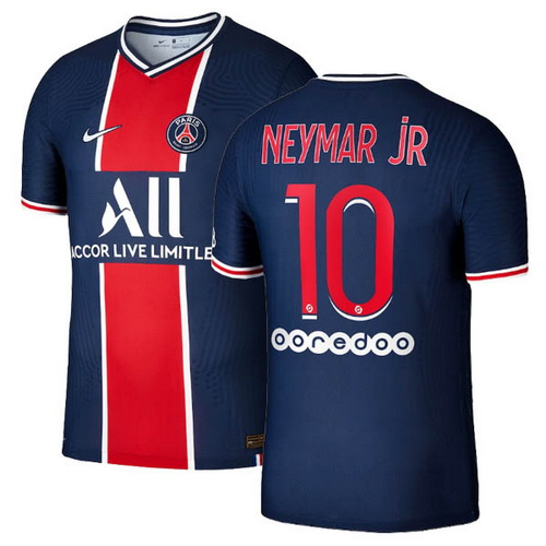 Camiseta Neymar Jr de la 1ª equipación Paris Saint-Germain 2020-21