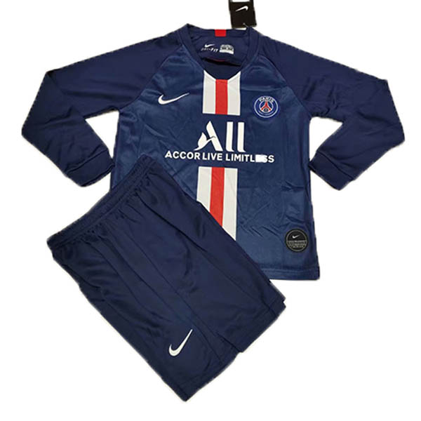 Camiseta niños Manches longues de la 1ª equipación Paris Saint-Germain 2019-20