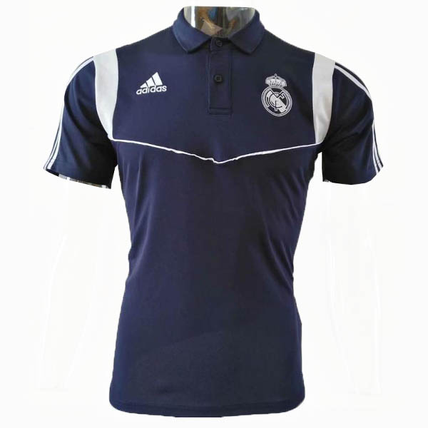 Camiseta polo del Real Madrid azul oscuro 2019