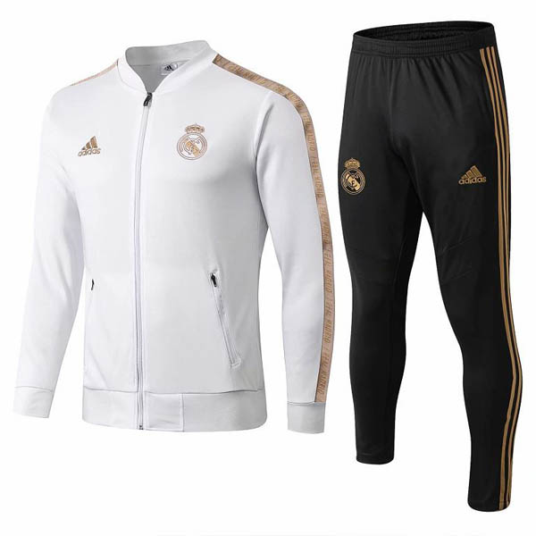 Chaqueta Real Madrid baratas de Blanco 2019