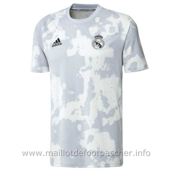 Camiseta pre-match del Real Madrid 2019-20