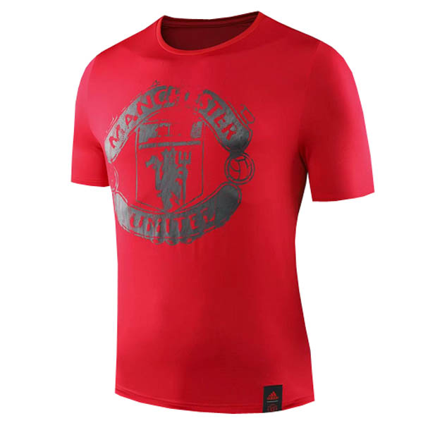 T-Shirt Rojo Manchester United 2019